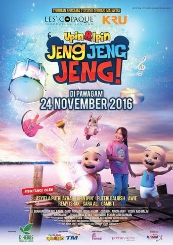 Upin & Ipin Jeng Jeng Jeng!