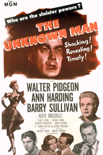 Poster of The Unknown Man