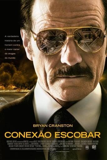 Conexão Escobar - Poster