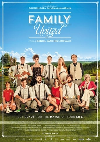 Poster of Family United fragman