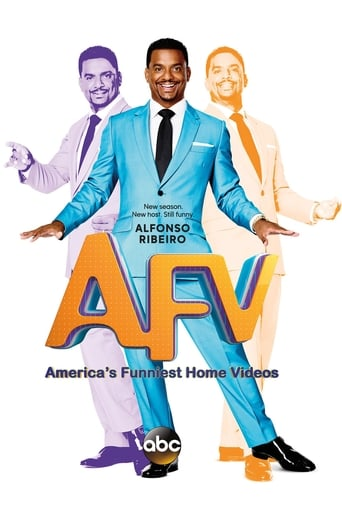 Poster of America's Funniest Home Videos fragman