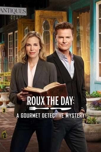 Poster of Gourmet Detective: Roux the Day