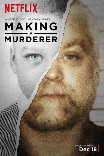 Making a Murderer 1ª Temporada - Poster