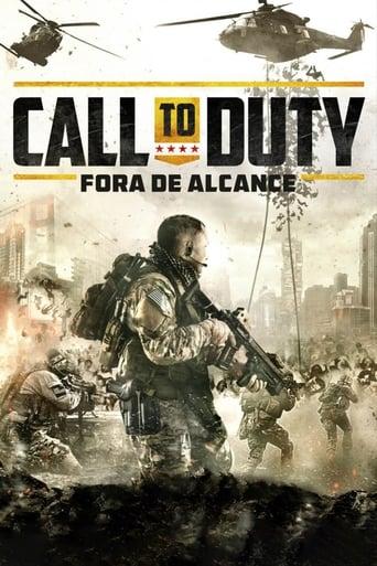 Call to Duty: Fora de Alcance - Poster