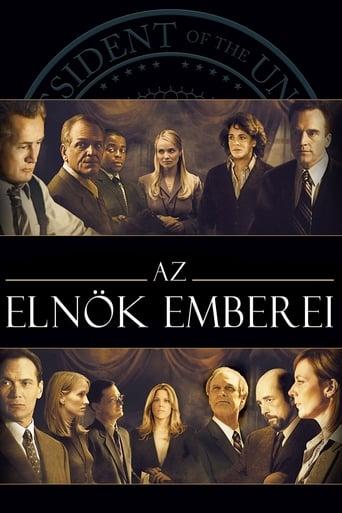 Poster of Az elnök emberei