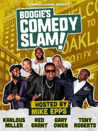 DeMarcus Cousins Presents Boogie's Comedy Slam (2020)