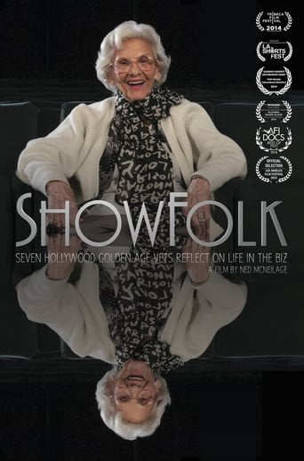 Poster of Showfolk
