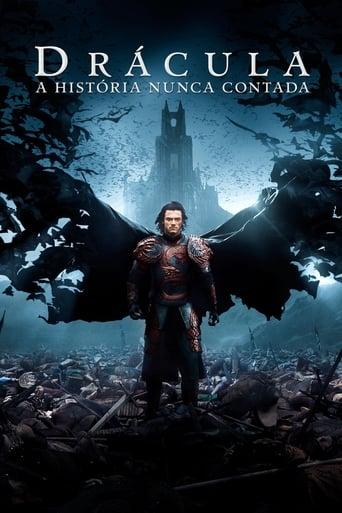 Drácula: A História Nunca Contada - Poster