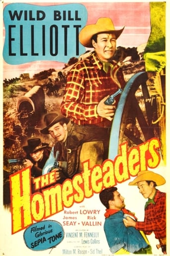 Poster of The Homesteaders