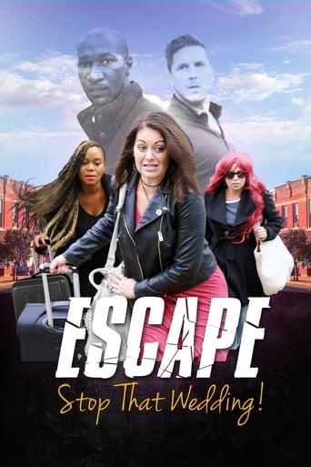 Escape - Stop That Wedding Poster