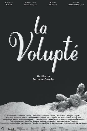Poster of La Volupté