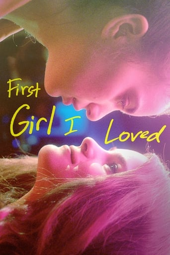 Poster of First Girl I Loved