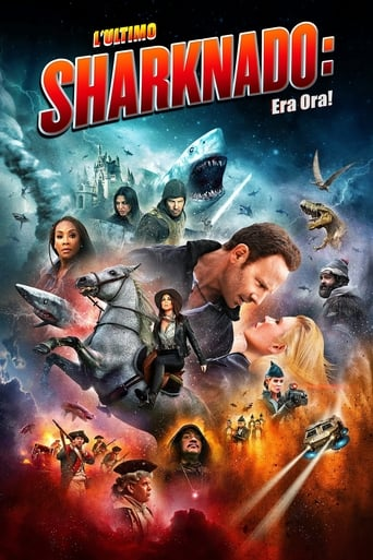 L'ultimo Sharknado - Era ora!