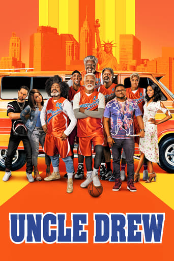 The Uncle Drew (2018) movie poster image