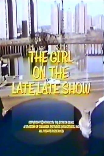 Poster of The Girl on the Late, Late Show