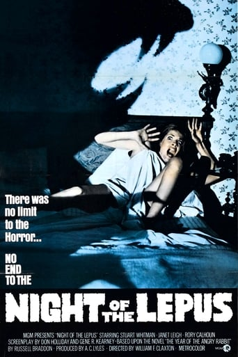 Poster of Night of the Lepus