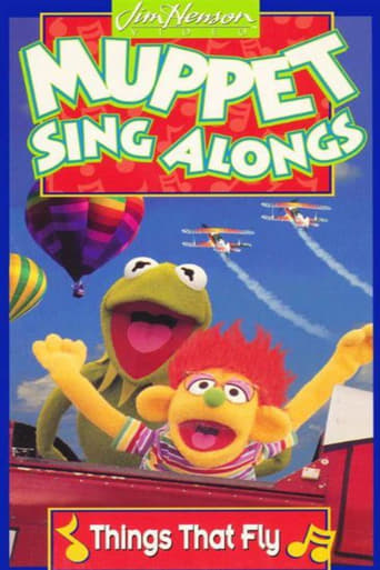 Poster of Muppet Sing Alongs: Things That Fly
