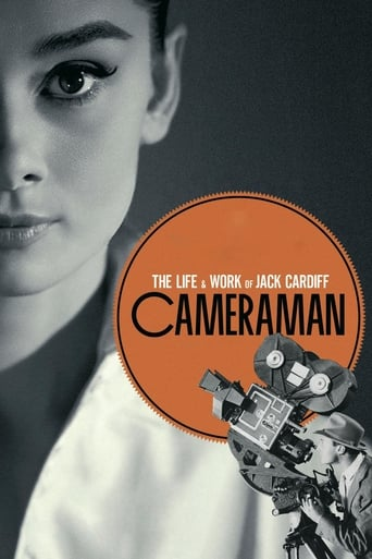 Poster of Cameraman: The Life and Work of Jack Cardiff