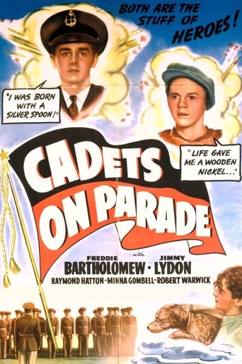 Poster of Cadets on Parade