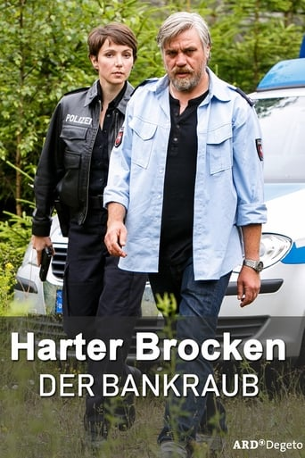 Poster of Harter Brocken: Der Bankraub