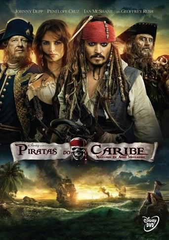 Piratas do Caribe: Navegando em Águas Misteriosas - Poster