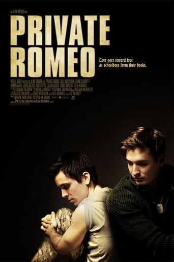 Poster of Private Romeo