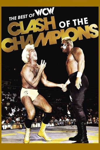 Poster of The Best of WCW Clash of the Champions