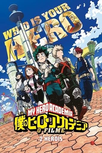 My Hero Academia: Dois Heróis