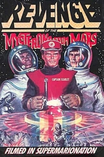 Poster of Revenge of the Mysterons from Mars