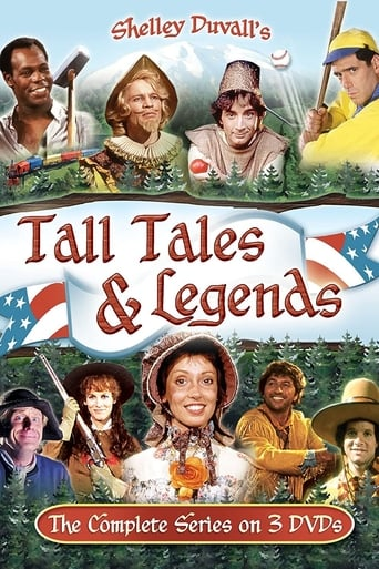 Poster of Tall Tales & Legends