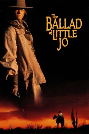 Poster of The Ballad of Little Jo