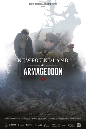 Newfoundland At Armageddon Movie Poster