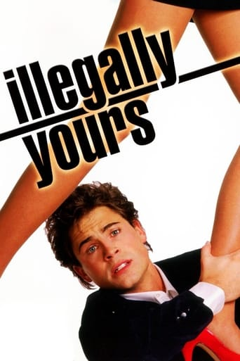 Poster of Illegally Yours