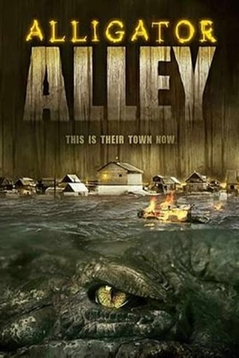 Poster of Alligator Alley