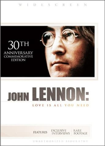 Poster of John Lennon: Love is All You Need