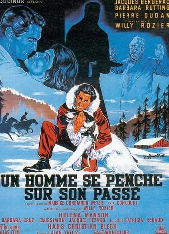 Poster of Un homme se penche sur son passé