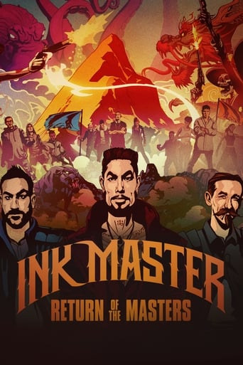 Poster of Ink Master fragman
