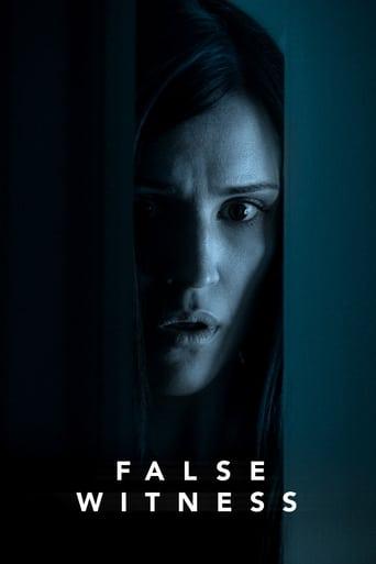 Poster of False Witness