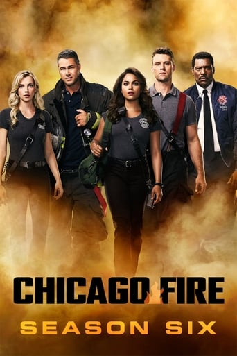 Chicago Fire 6 Sezonas online