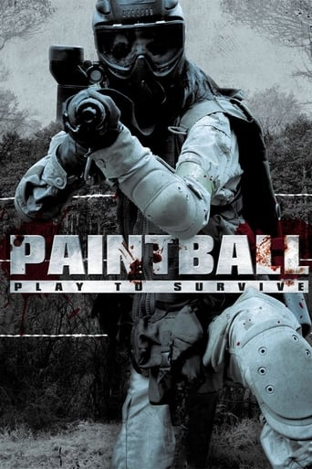 Poster of Paintball