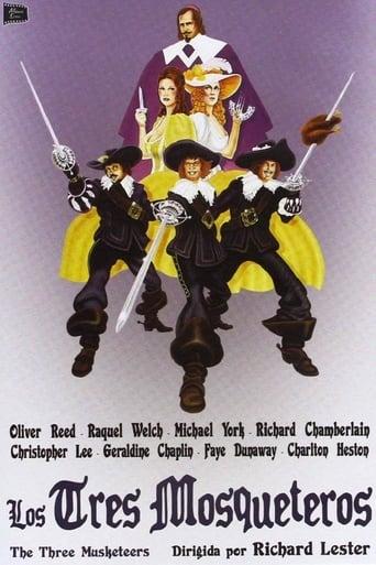Poster of Los tres mosqueteros: Los diamantes de la reina
