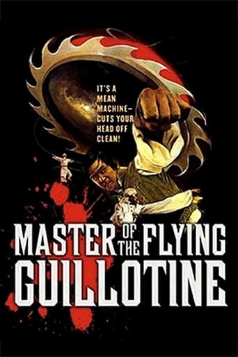 Poster of Master of the Flying Guillotine fragman
