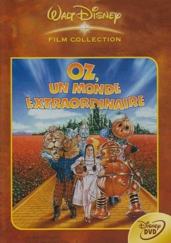 Poster of Oz, un monde extraordinaire