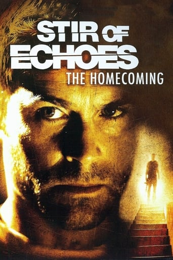 Poster of Stir of Echoes: The Homecoming
