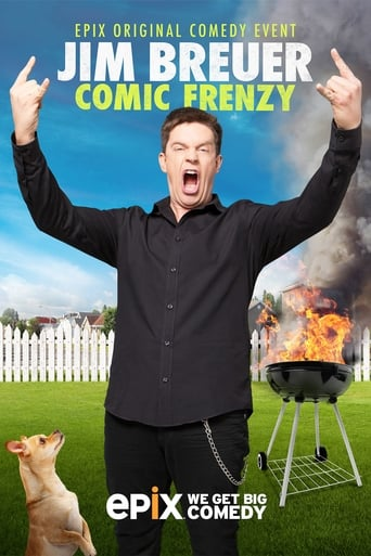 Poster of Jim Breuer: Comic Frenzy