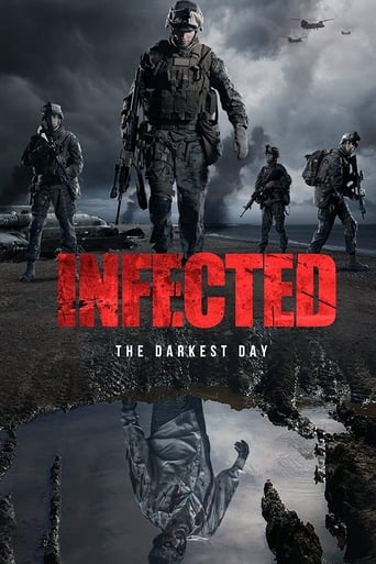 Poster Infected: The Darkest Day