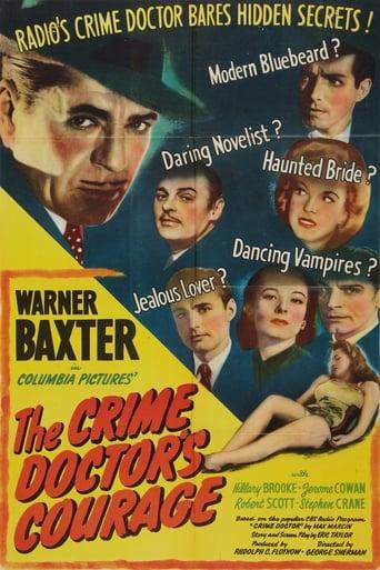 Watch The Crime Doctor's Courage Online Free Putlocker