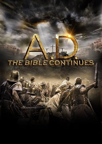 A.D. The Bible Continues