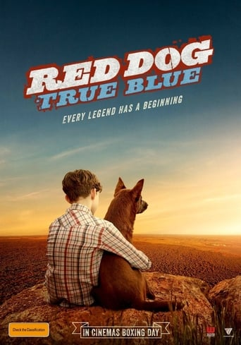 The Red Dog: True Blue (2016) movie poster image