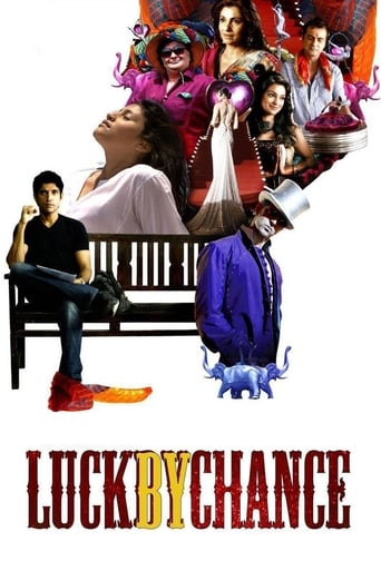 Poster of Luck by Chance